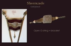 Sheerazade Open - Gift Set