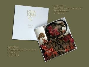 Gaia Gift Set - Open G-string